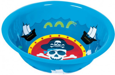 Piraten salade kom