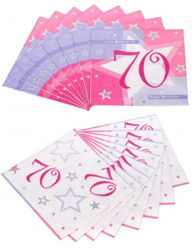 16 papieren servetten 33 x 33 cm-2