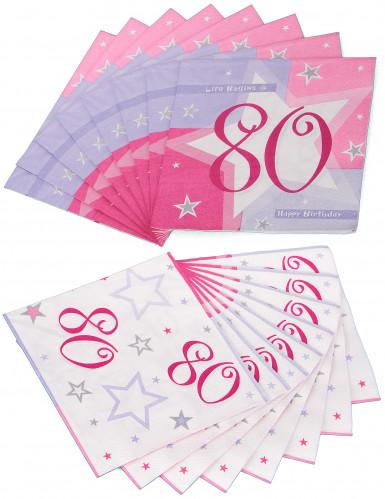 16 papieren servetten 33 x 33 cm-3