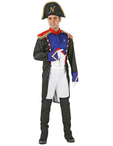 Historische Napoleon outfit voor mannen