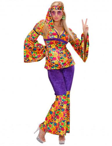 Hippie outfit voor vrouwen