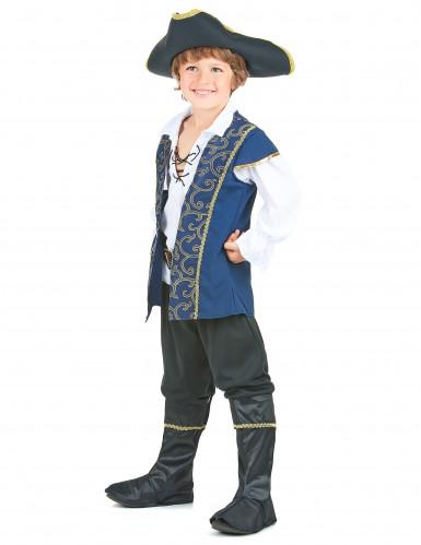 Piraten outfit voor jongens-1