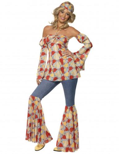 Kostuums Disco 70's vrouw