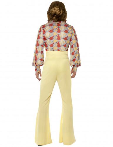 Disco jaren 70 outfit voor heren-2