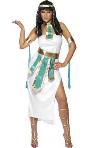 Egyptische keizerin kostuum voor dames