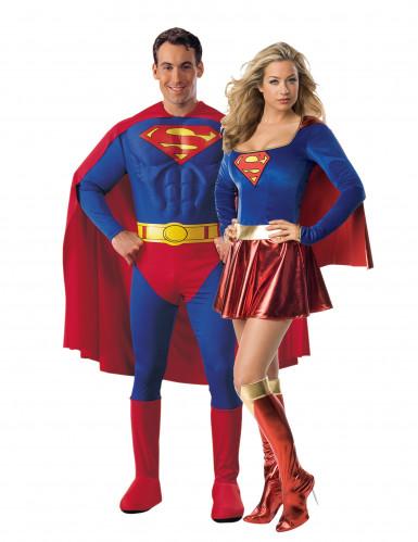 Superman™ koppel kostuums voor dames en heren