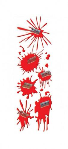 Bloedvlekken stickers