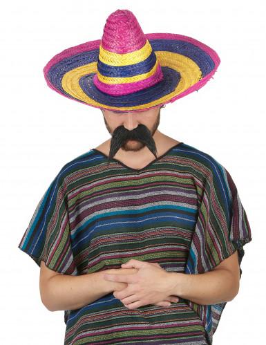 Sombrero multicolor voor volwassenen-1