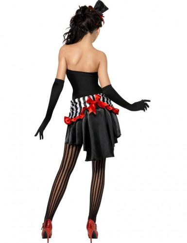 Verkleedkostuum voor dames sexy vampier Halloween kleding-1