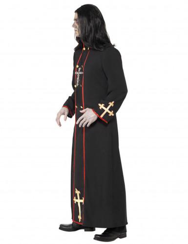 Demonische monnik kostuum voor heren Halloween outfit-1