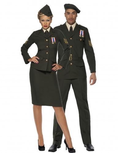 Officier militair koppelkostuum