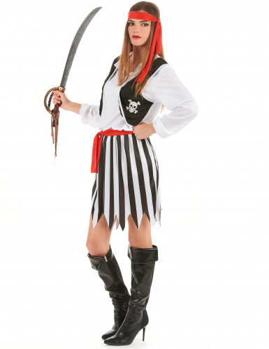 Piraten duo outfit-2