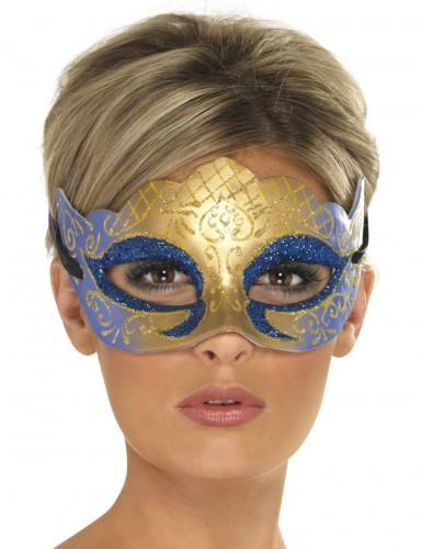Glanzend Venetiaans masker voor volwassenen