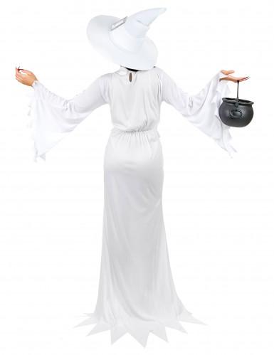 Wit heksenkostuum voor vrouwen-2