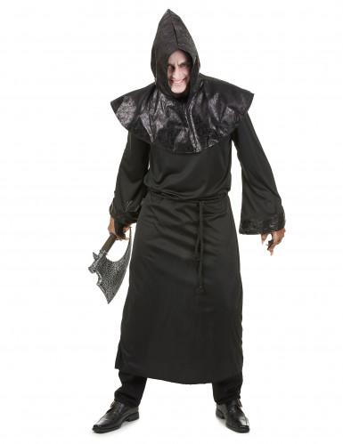 Man van de duisternis kostuum voor mannen