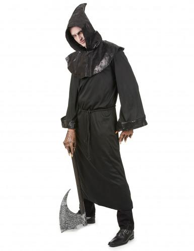 Man van de duisternis kostuum voor mannen-1