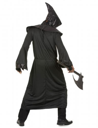 Man van de duisternis kostuum voor mannen-2