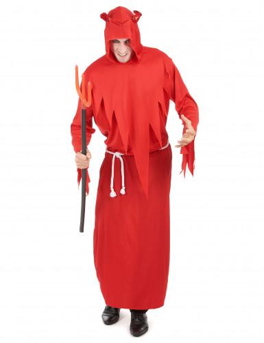 Rode duivel kostuum voor mannen