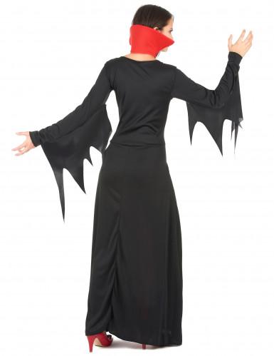Spook vampier kostuum voor vrouwen-2