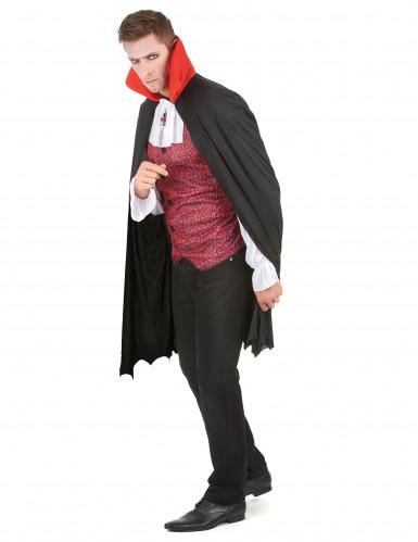 Mr. Ghost vampier kostuum voor mannen-1