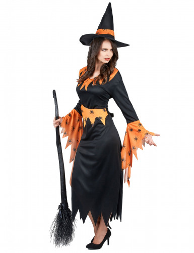 Heksen outfit voor dames-1