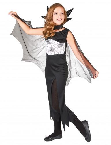 Spinnenheks kostuum voor meisjes-1