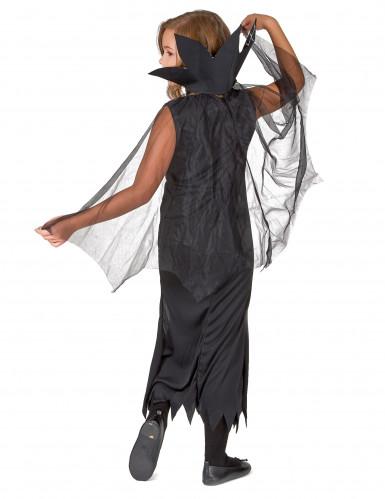 Spinnenheks kostuum voor meisjes-2