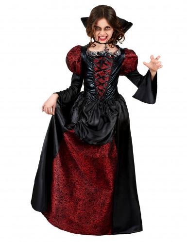 Halloween vampierskostuum voor meisjes