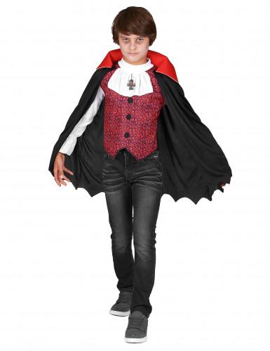 Halloween vampierskostuum voor jongens