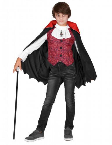 Halloween vampierskostuum voor jongens-1