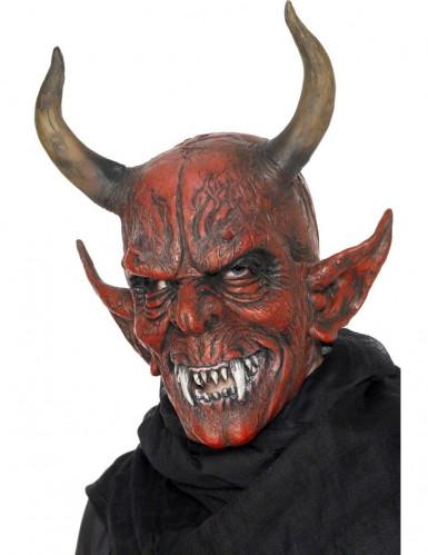 Demon masker voor volwassenen