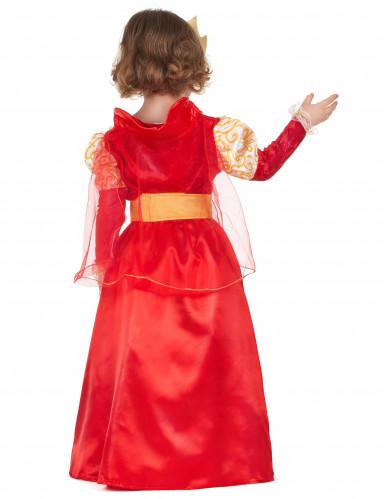 Koningin kostuum voor meisjes-2