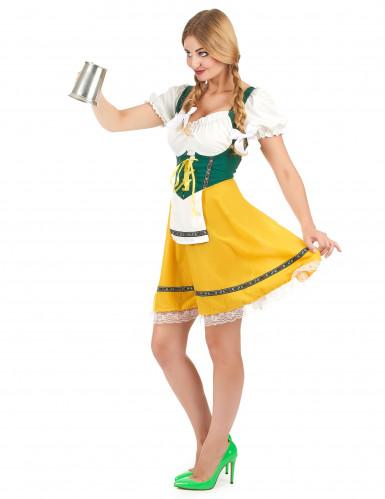 Tiroler jurk voor dames-1