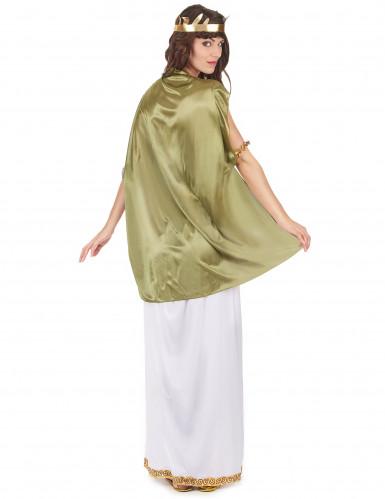 Driekleurige Griekse godin outfit voor vrouwen-2