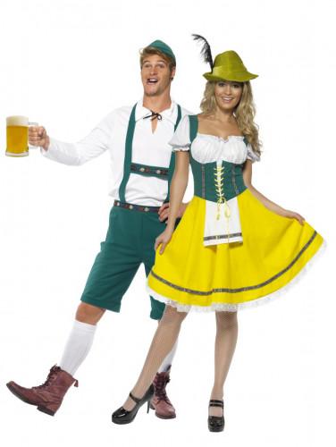 Tiroler koppel kostuums voor volwassenen