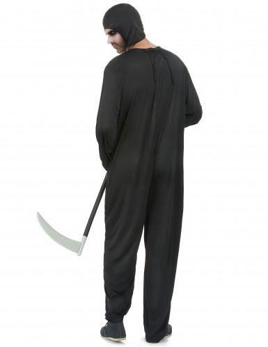 Skelet kostuum voor mannen-2