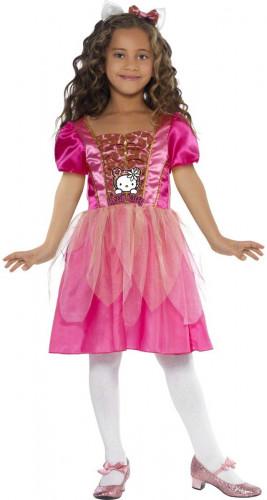 Hello Kitty™ kostuum voor meisjes