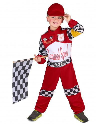Formule 1 coureur outfit voor kinderen