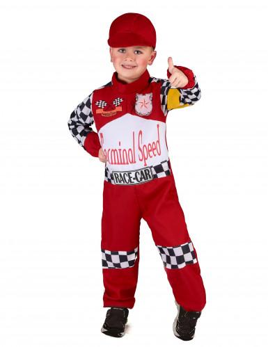 Formule 1 coureur outfit voor kinderen-1