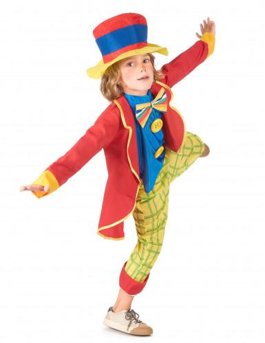 Clown pak voor jongens Feestkleding-1