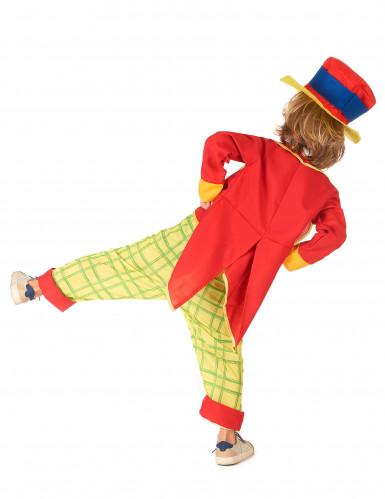 Clown pak voor jongens Feestkleding-2