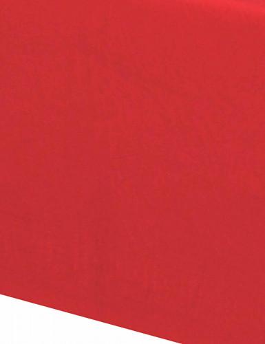Rode papieren tafelkleed-1