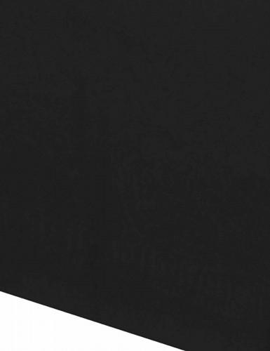 Zwart papieren tafelkleed-1