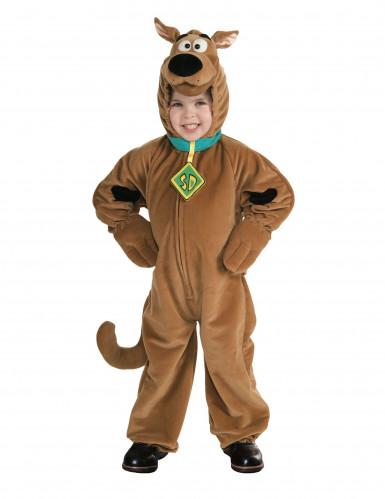 Luxe Scooby Doo™ kostuum voor kinderen