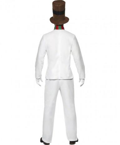 Sneeuwpop kostuum voor volwassenen-1