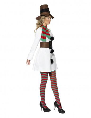 Sneeuwpop pak voor dames-1