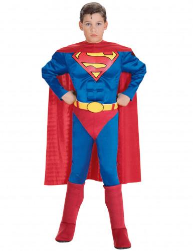 Gespierd Superman™ kostuum voor kinderen