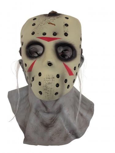 Freddy VS Jason™masker voor volwassenen Halloween