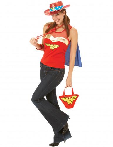 Wonder Woman™ top voor vrouwen