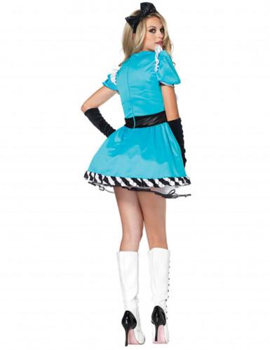 Sexy Alice in Wondeland kostuum voor dames-1